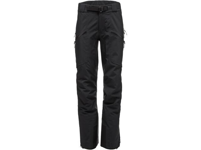 Black Diamond Sharp End Pantalon Femme, black